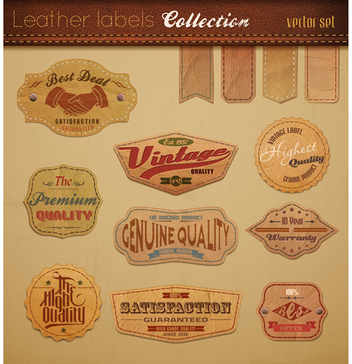 Premium Quality Labels 4