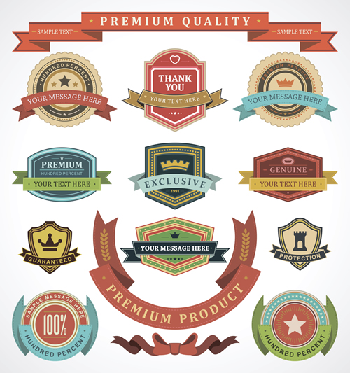 Premium Quality Labels 6