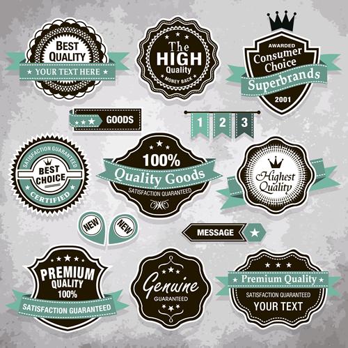 Premium Quality Labels 9