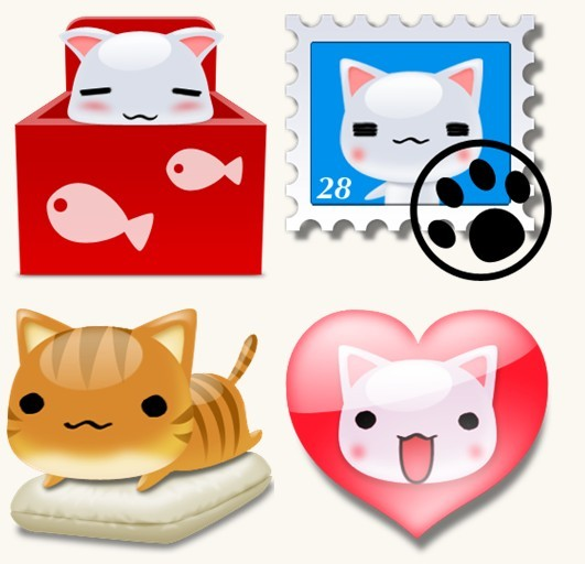 Cat Icon Free Vector Graphic Download