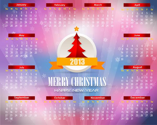 Calendar Grid 2013 152