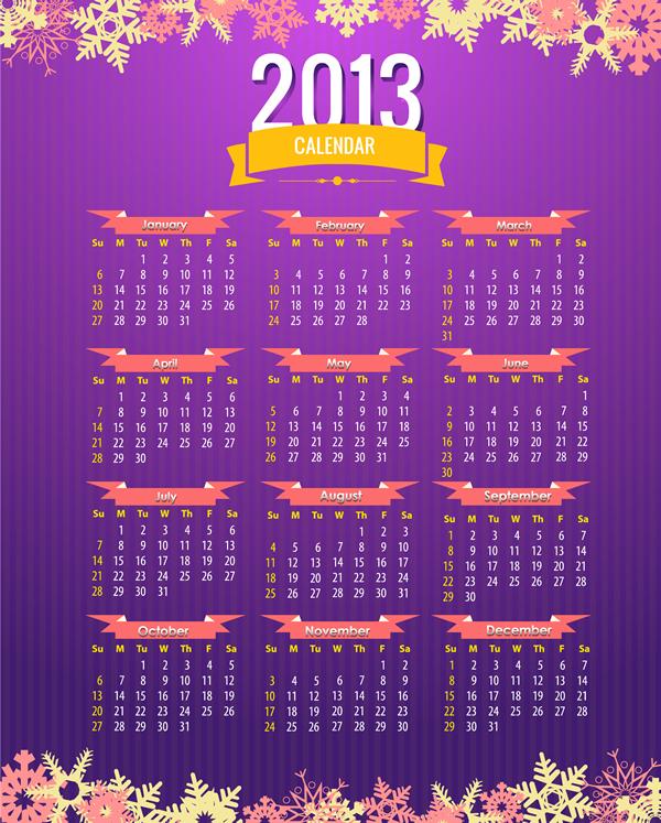 Calendar Grid 2013 153