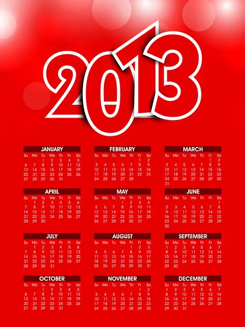 Calendar Grid 2013 154