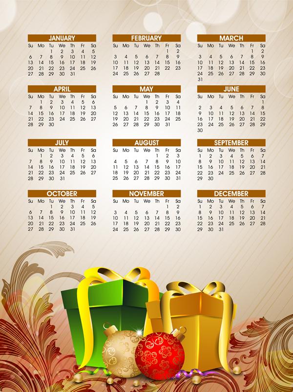 Calendar Grid 2013 155
