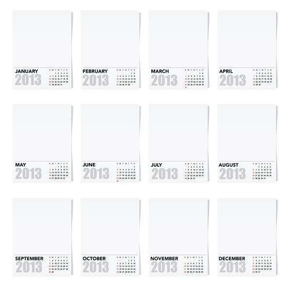 Calendar Grid 2013 161