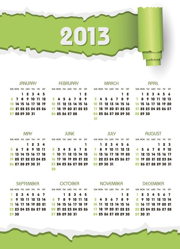 Calendar Grid 2013 163