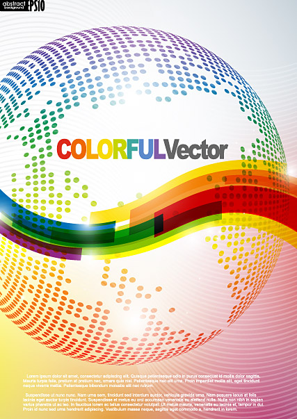 Colorful Abstract Background 2