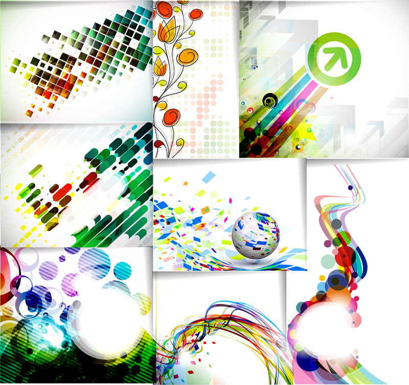 Colorful Abstract Background 5