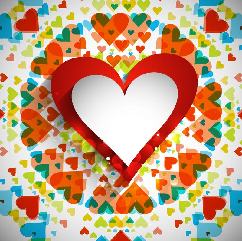 Happy Valentine's Day 2013 25   Free Vector Graphic Download