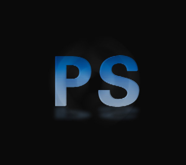PS letters WordArt | Free Vector Graphic Download