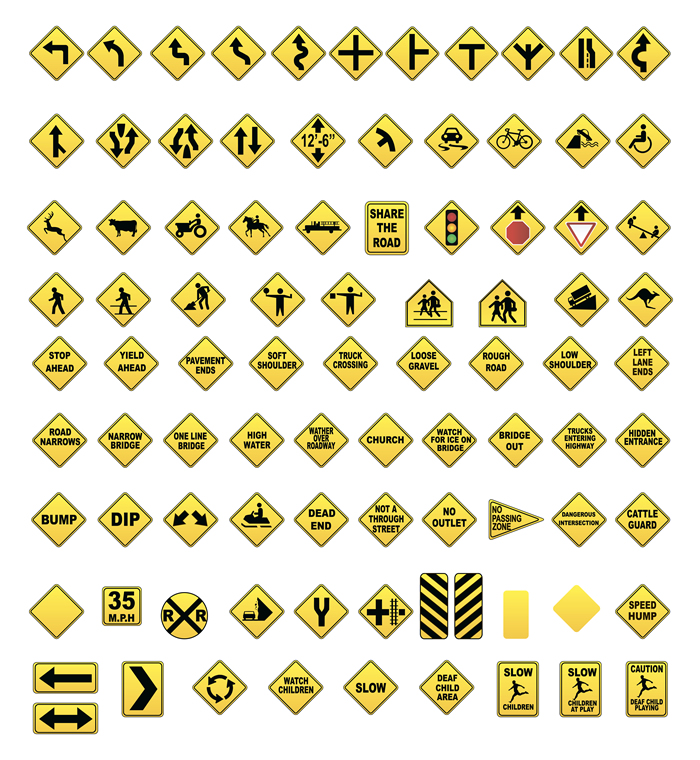 Road Signs 5