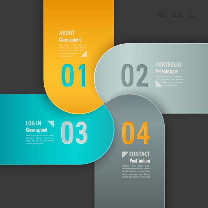Modern Infographics Banner