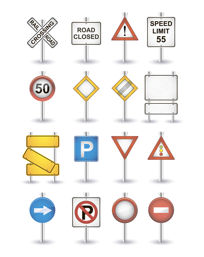 Road Signs 12