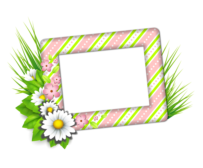 Spring Frame vector free download