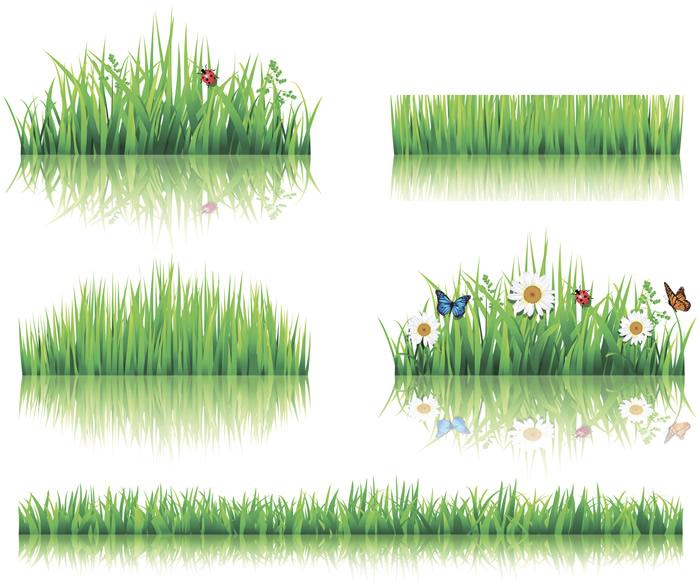 Spring Vitality background