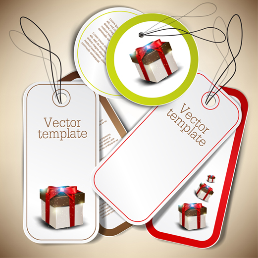 Tag Vector Template
