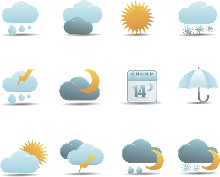 Weather Icons 14