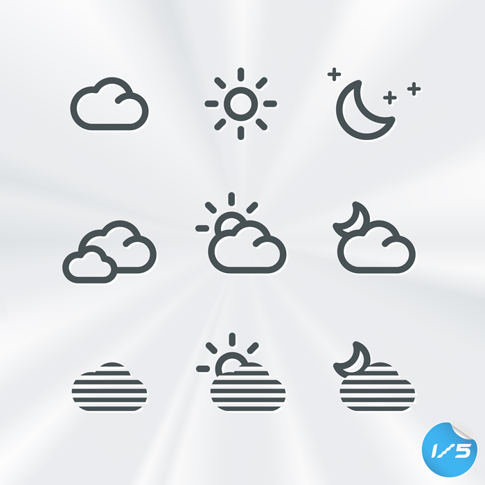 Weather Icons 16