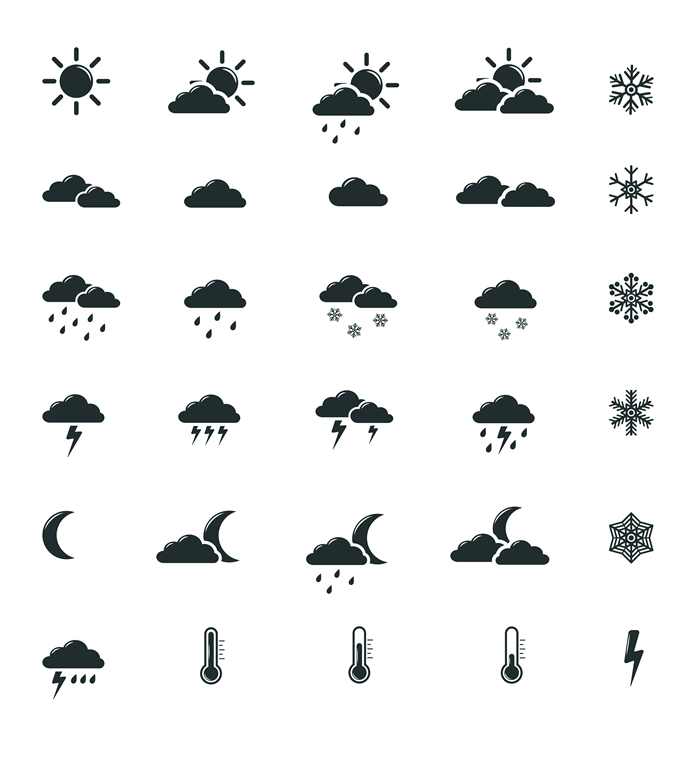 Weather Icons 26