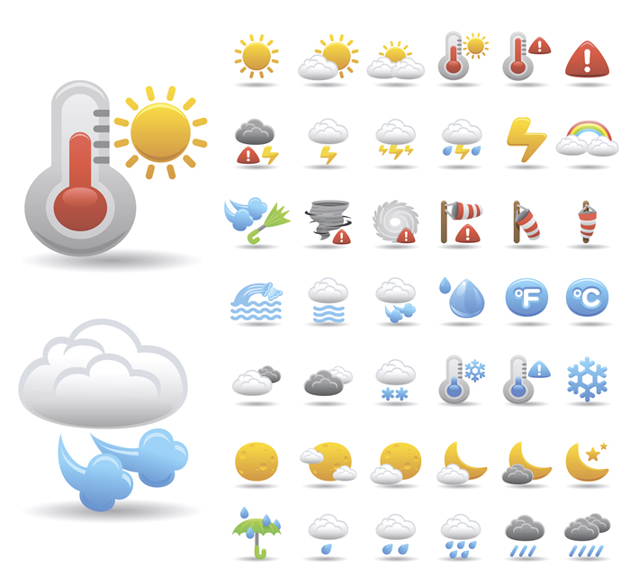 Weather Icons 8