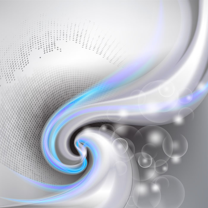 Abstract Vortex Background