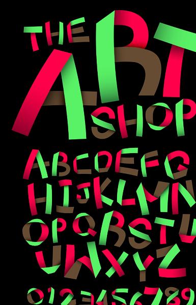 Alphabet Letter Paper