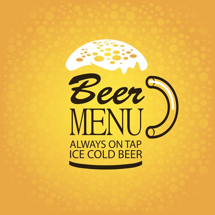 Beer Menu 2