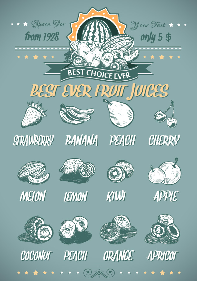 Best Ever Fruit Juices