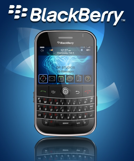 Blackberry PSD