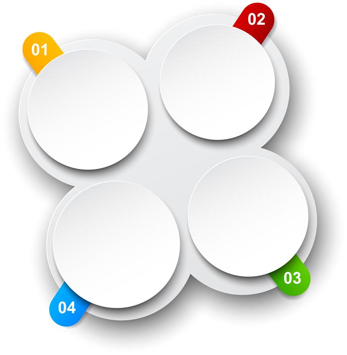 Circle Infographics Desgin 2
