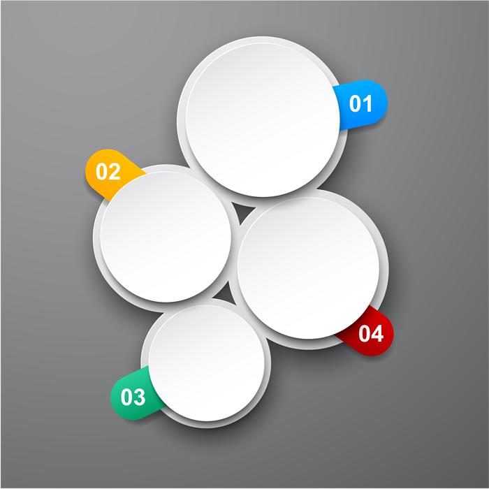 Circle Infographics Desgin 5