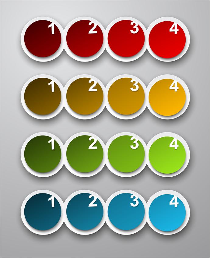 Circle Infographics Desgin 7