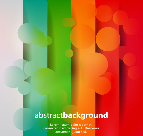 Colorful Abstract Background 10