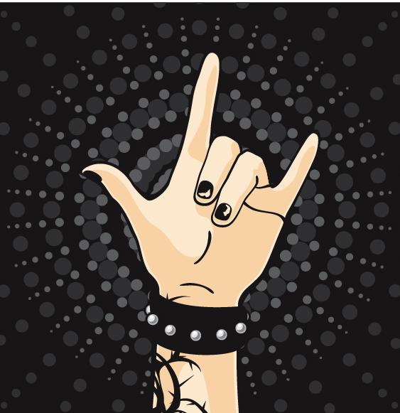 Cool Gesture