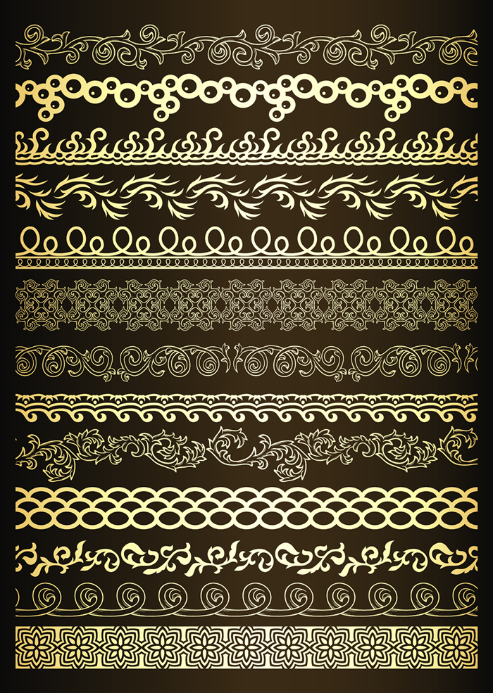 European-style Lace Pattern