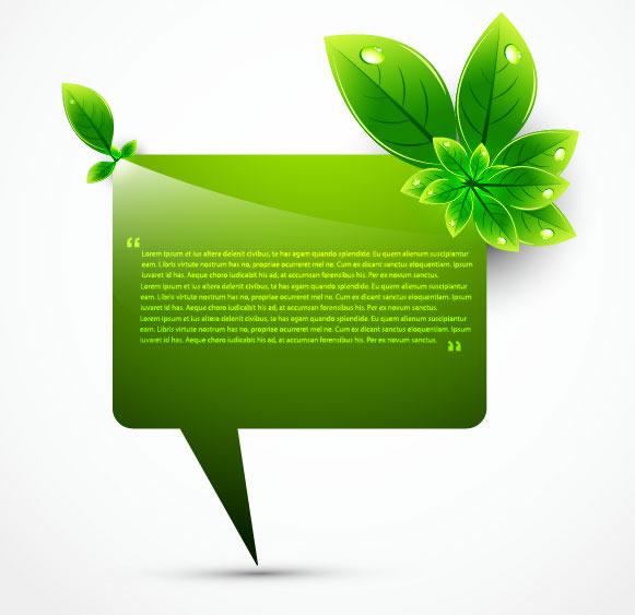Green Leaf Dialog