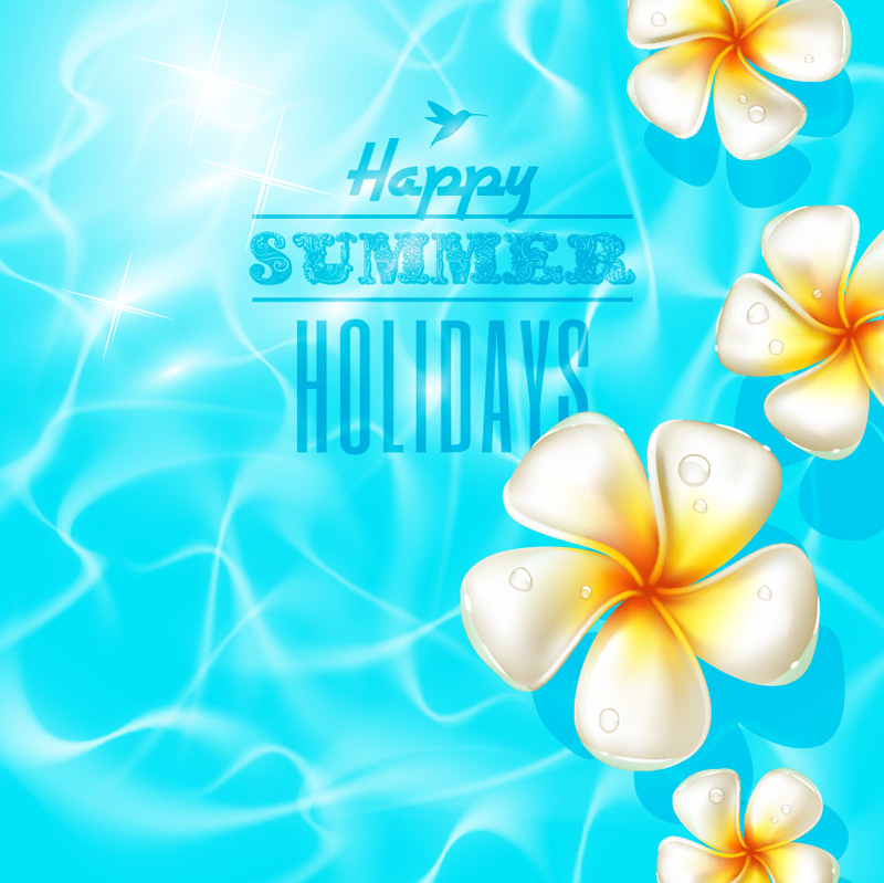 Happy Summer Holiday 3