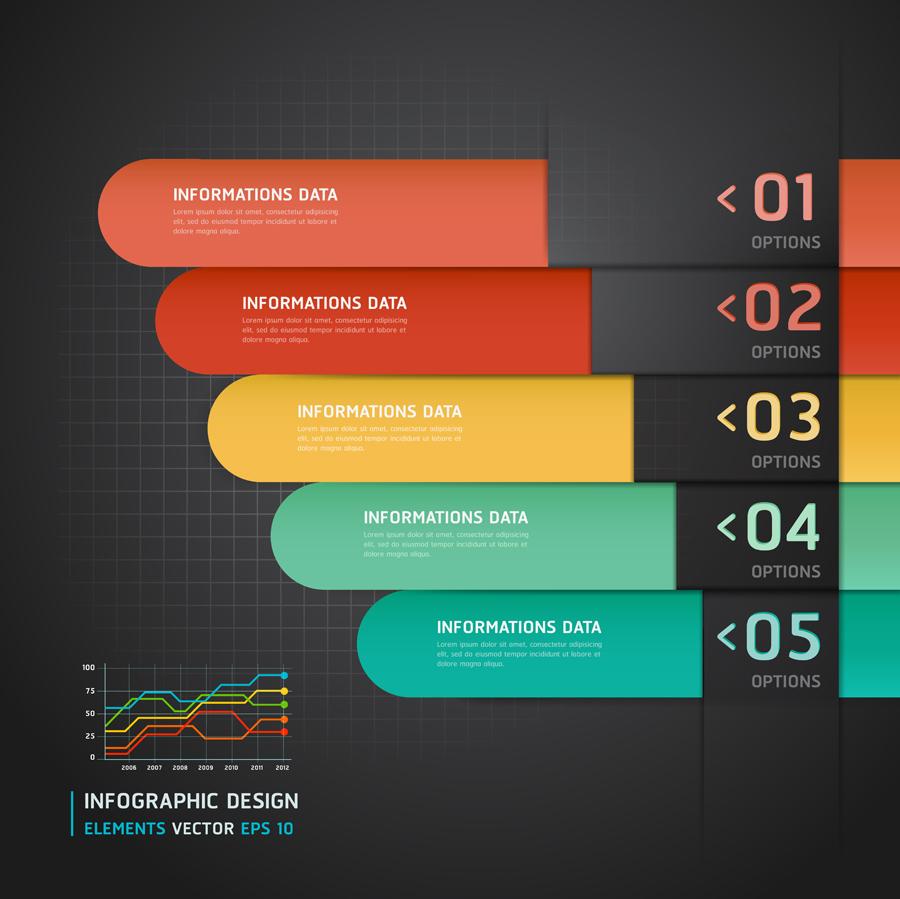 Infographics Chart Data