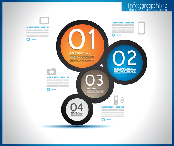 Infographics Diaplay Data 2