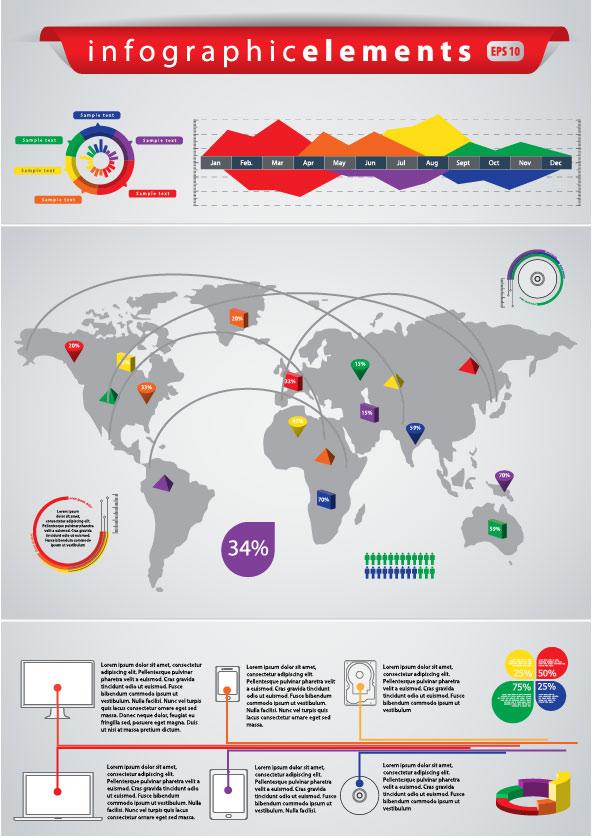 Infographics and Chart 4