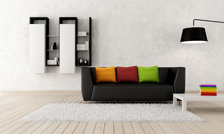 Interior Design Sofa Free Vector Graphic Download