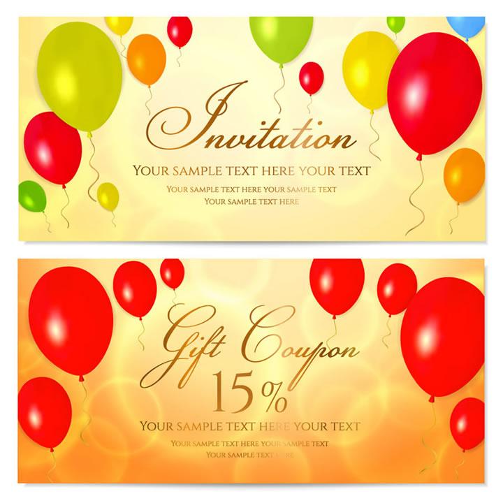 Invitation Card 5