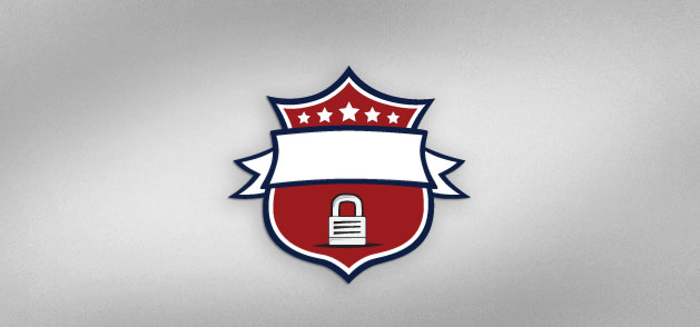 Lock Logo Shield