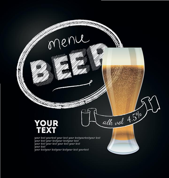 Menu Beer