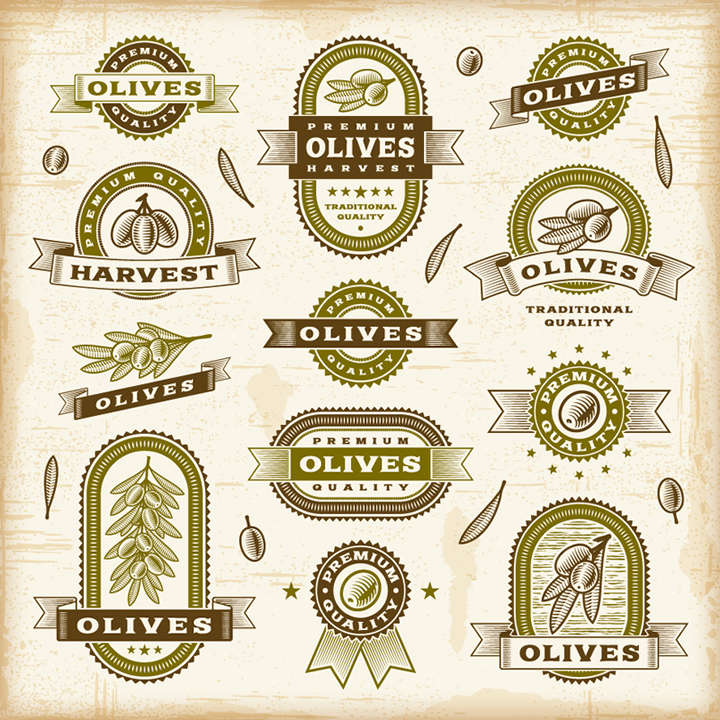 Olives Label