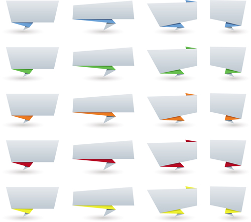 Origami Blank Dialog Box 2