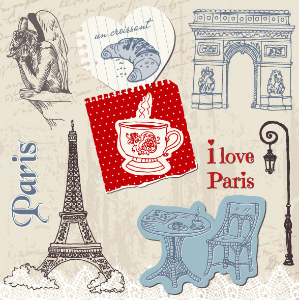 Paris City Label