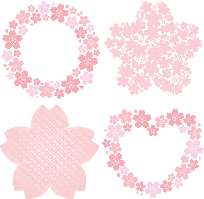Pink Floral Decoration