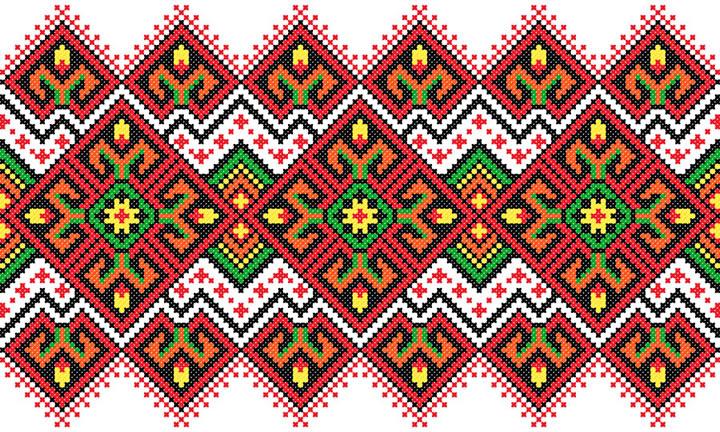 Ukraine Pattern 3