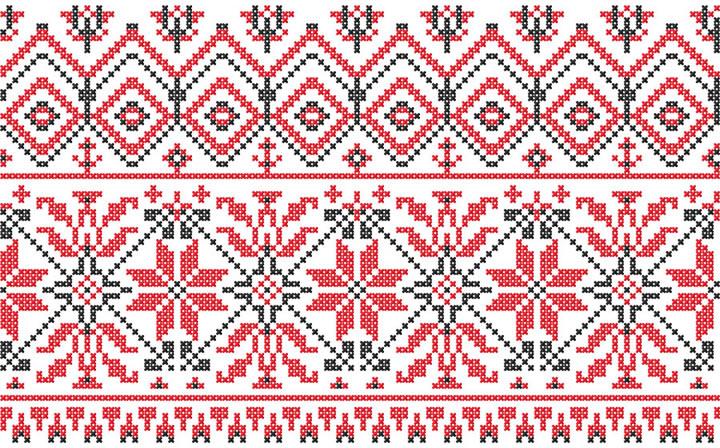 Ukraine Pattern 4